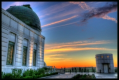 Griffith Observatory - Sunset